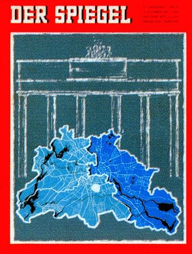 DER SPIEGEL Nr. 50, 10.12.1958 bis 16.12.1958