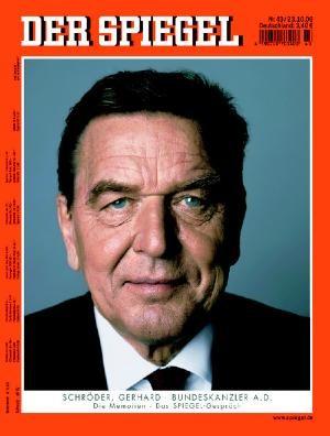 DER SPIEGEL Nr. 43, 23.10.2006 bis 29.10.2006
