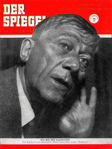 DER SPIEGEL Nr. 31, 1.8.1951 bis 7.8.1951
