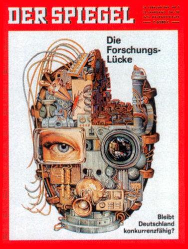 DER SPIEGEL Nr. 9, 24.2.1969 bis 2.3.1969
