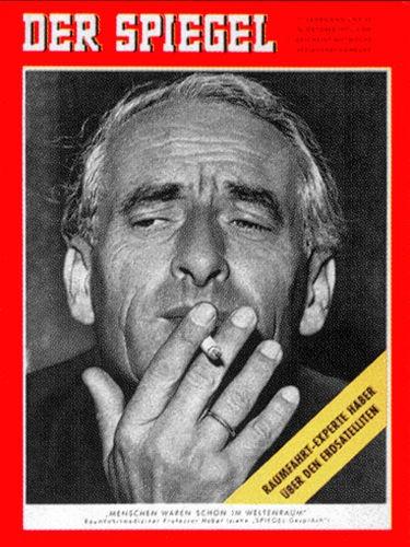 DER SPIEGEL Nr. 42, 16.10.1957 bis 22.10.1957