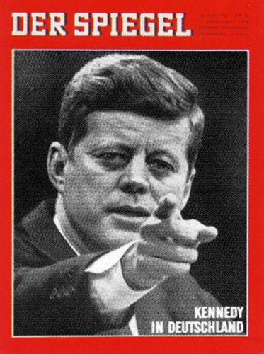 DER SPIEGEL Nr. 26, 26.6.1963 bis 2.7.1963