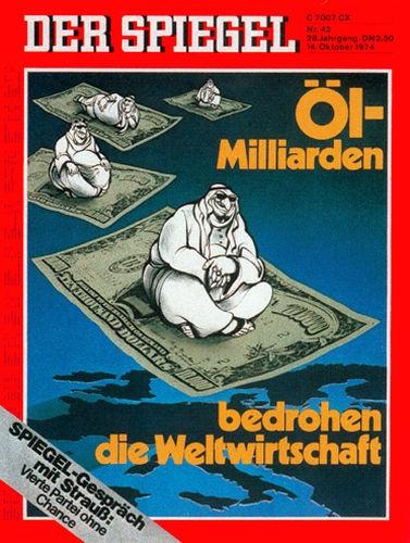 DER SPIEGEL Nr. 42, 14.10.1974 bis 20.10.1974