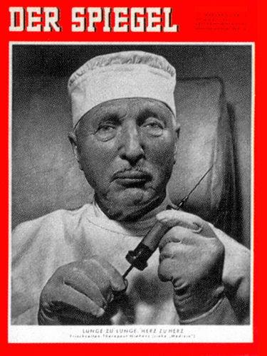 DER SPIEGEL Nr. 13, 27.3.1957 bis 2.4.1957
