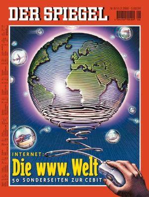 DER SPIEGEL Nr. 8, 21.2.2000 bis 27.2.2000
