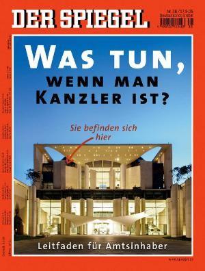 DER SPIEGEL Nr. 38, 19.9.2005 bis 25.9.2005