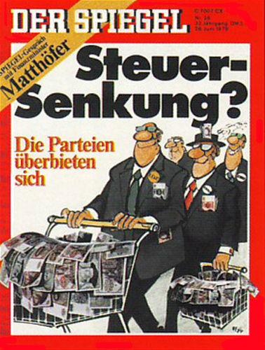 DER SPIEGEL Nr. 26, 26.6.1978 bis 2.7.1978