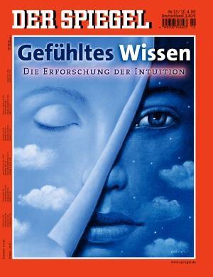 DER SPIEGEL Nr. 15, 10.4.2006 bis 16.4.2006