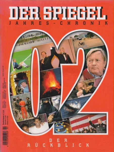 SPIEGEL Jahreschronik 2002