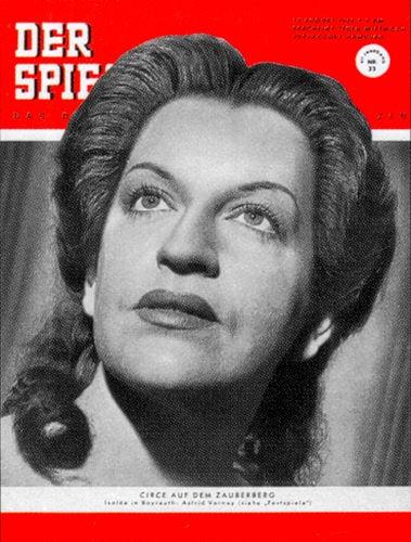 DER SPIEGEL Nr. 33, 12.8.1953 bis 18.8.1953