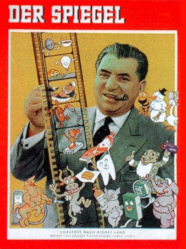DER SPIEGEL Nr. 35, 29.8.1956 bis 4.9.1956