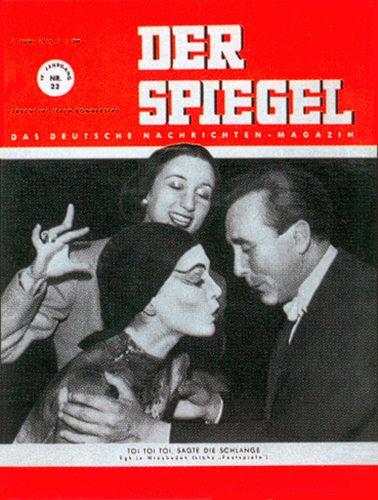 DER SPIEGEL Nr. 22, 1.6.1950 bis 7.6.1950