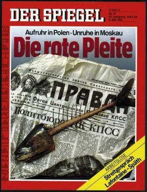 DER SPIEGEL Nr. 19, 9.5.1988 bis 15.5.1988