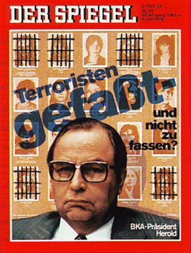 DER SPIEGEL Nr. 23, 5.6.1978 bis 11.6.1978