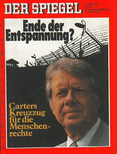 DER SPIEGEL Nr. 16, 11.4.1977 bis 17.4.1977