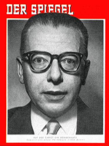DER SPIEGEL Nr. 6, 5.2.1958 bis 11.2.1958