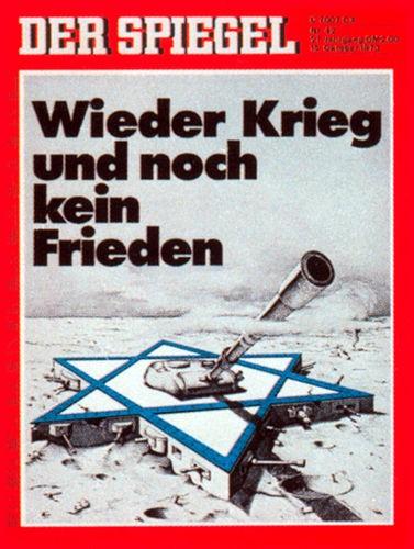 DER SPIEGEL Nr. 42, 15.10.1973 bis 21.10.1973