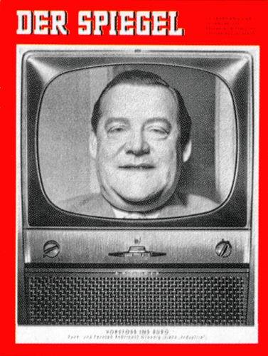DER SPIEGEL Nr. 3, 15.1.1958 bis 21.1.1958