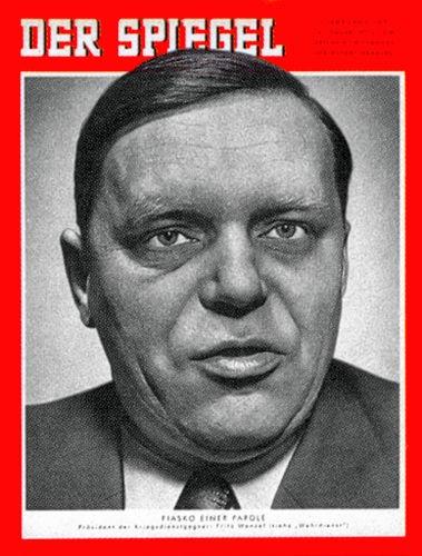 DER SPIEGEL Nr. 3, 16.1.1957 bis 22.1.1957