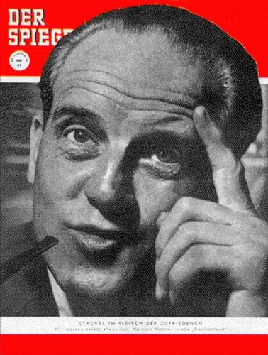 DER SPIEGEL Nr. 41, 6.10.1954 bis 12.10.1954
