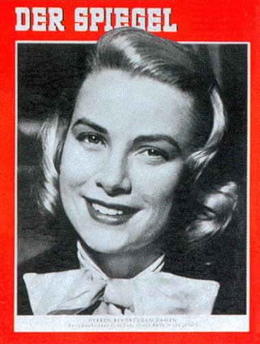 DER SPIEGEL Nr. 24, 8.6.1955 bis 14.6.1955