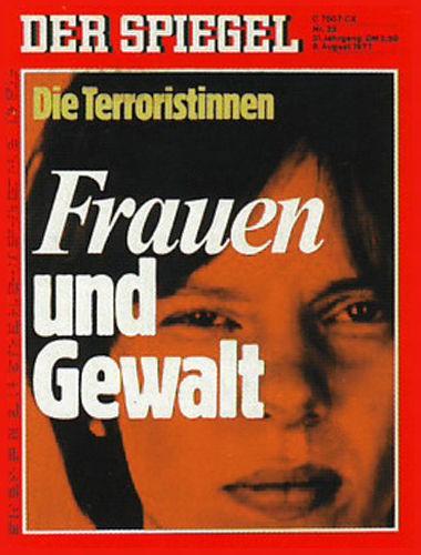 DER SPIEGEL Nr. 33, 8.8.1977 bis 14.8.1977