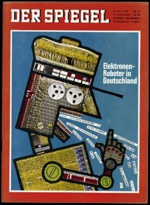DER SPIEGEL Nr. 22, 26.5.1965 bis 1.6.1965