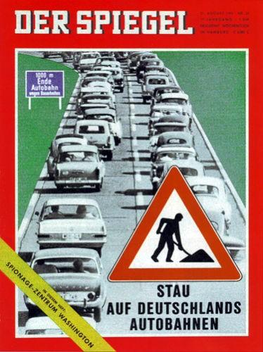 DER SPIEGEL Nr. 34, 21.8.1963 bis 27.8.1963