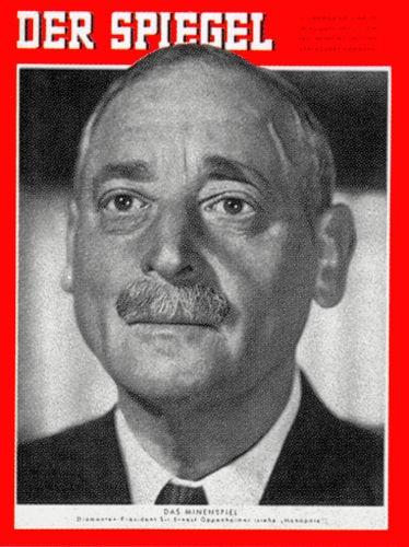DER SPIEGEL Nr. 35, 28.8.1957 bis 3.9.1957