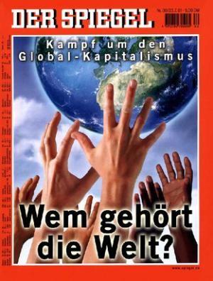 DER SPIEGEL Nr. 30, 23.7.2001 bis 29.7.2001