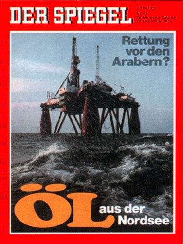 DER SPIEGEL Nr. 52, 23.12.1974 bis 29.12.1974