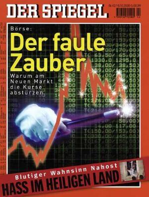 DER SPIEGEL Nr. 42, 16.10.2000 bis 22.10.2000