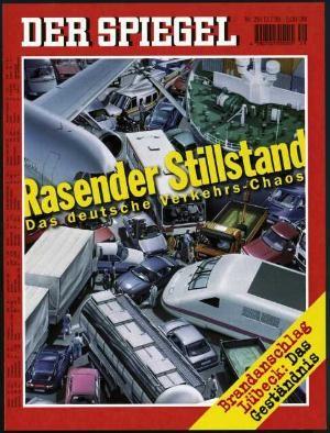 DER SPIEGEL Nr. 29, 13.7.1998 bis 19.7.1998