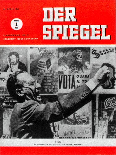 DER SPIEGEL Nr. 17, 24.4.1948 bis 30.4.1948
