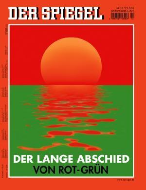 DER SPIEGEL Nr. 12, 21.3.2005 bis 27.3.2005