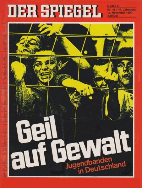 DER SPIEGEL Nr. 46, 12.11.1990 bis 18.11.1990