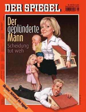 DER SPIEGEL Nr. 49, 29.11.2004 bis 5.12.2004