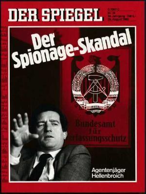 DER SPIEGEL Nr. 35, 26.8.1985 bis 1.9.1985