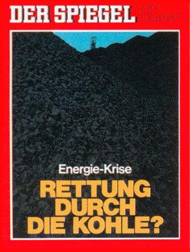 DER SPIEGEL Nr. 49, 3.12.1973 bis 9.12.1973