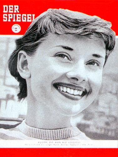 Der Spiegel Audrey Hepburn