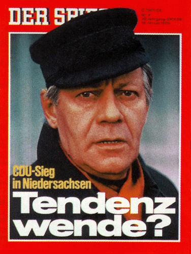 DER SPIEGEL Nr. 4, 19.1.1976 bis 25.1.1976