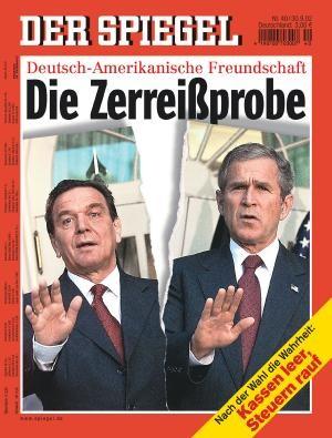DER SPIEGEL Nr. 40, 30.9.2002 bis 6.10.2002