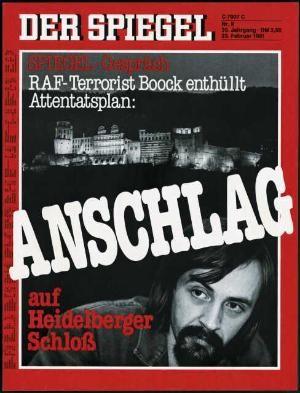 DER SPIEGEL Nr. 9, 23.2.1981 bis 1.3.1981