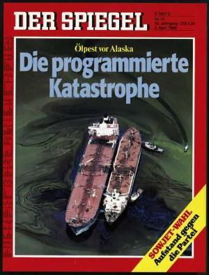 DER SPIEGEL Nr. 14, 3.4.1989 bis 9.4.1989