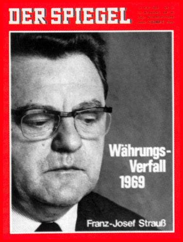 DER SPIEGEL Nr. 21, 19.5.1969 bis 25.5.1969