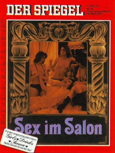 DER SPIEGEL Nr. 14, 29.3.1976 bis 4.4.1976