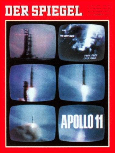 DER SPIEGEL Nr. 30, 21.7.1969 bis 27.7.1969