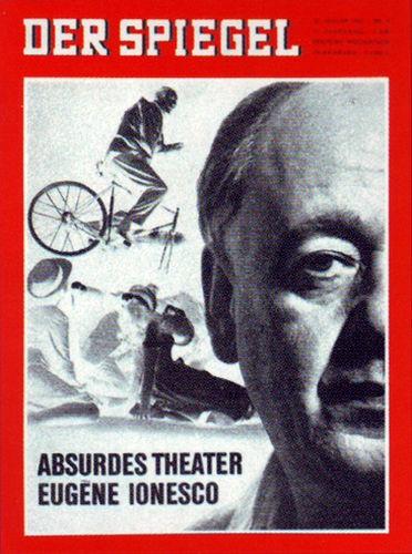Der Spiegel 4/1963, DER SPIEGEL vom 23.1.1963 bis 29.1.1963