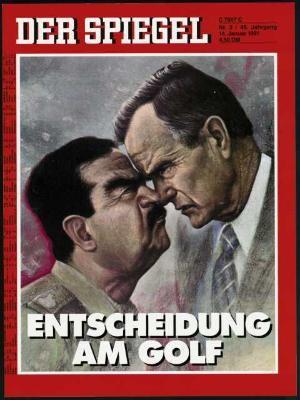 DER SPIEGEL Nr. 3, 14.1.1991 bis 20.1.1991