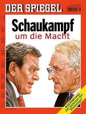 DER SPIEGEL Nr. 35, 26.8.2002 bis 1.9.2002